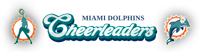 Logo Miami Dolphins Cheerleaders